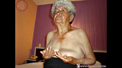 Hairy mature, Mature granny