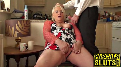 Granny pussy, Mature pussy