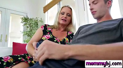 Passionate milf, Passionate, Mommy, Penis, Horny milf, Mommy blowjob