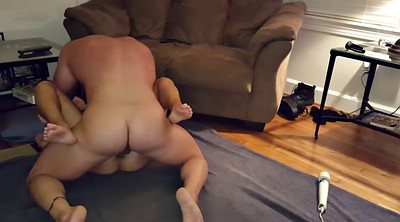 Pounded, Ass creampie