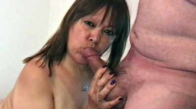 French, Asian mature, French mature