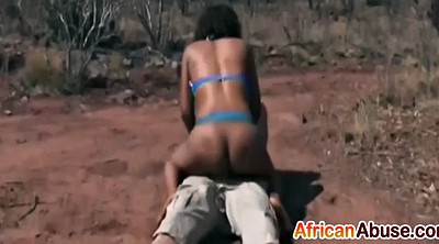 Forced, Abused, Interracial, Force, Abuse, African