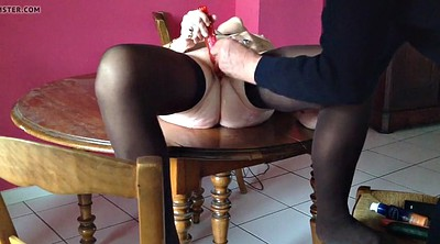 Train, Vibrator, Nuns, Training, Vibration, French mature