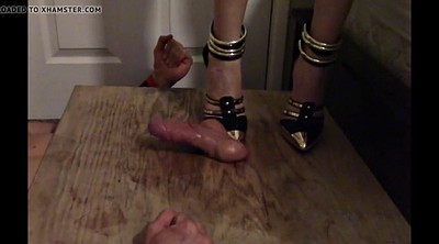 Trample, Cbt, High heels