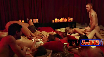 Swinger, Group sex orgy