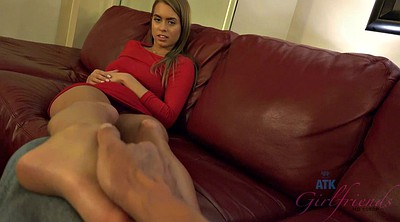 Feet solo, Fingers solo hd