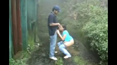 Couples, Indian fuck, Indian outdoor, Rain, Indian couple, Indian amateur