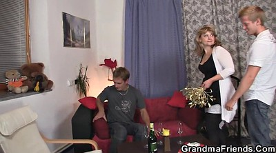 Mature, Two, Wife threesome, Pick up milf
