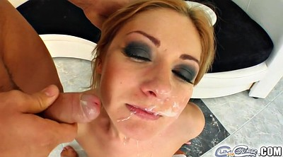 Roxy, Cum in throat