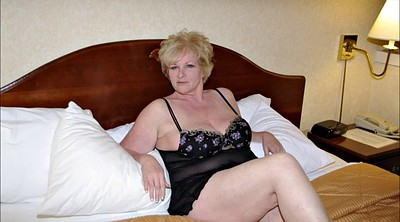 Hairy mature, Janet, Big toys