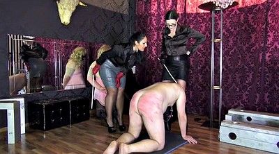 Nipple, Caning, Nipples, Caned, Mature spanking, Mature femdom
