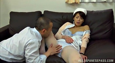Pantyhose, Asian nurse
