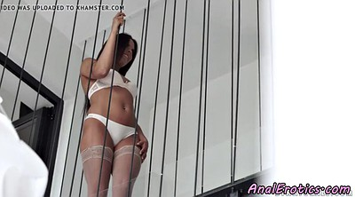 Lingerie, Bang, Anal stockings, Anal stocking