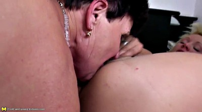 Mature lesbian, Bed, Hot mature, Mature couple, Mature and young lesbians, Lesbian mature
