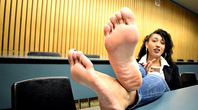 Sole, Brazilian, Black foot