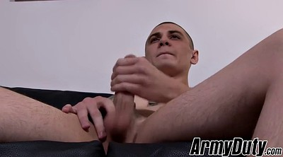 Gays, Hairy solo masturbation