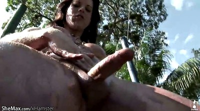 Sexy, Outdoor masturbation