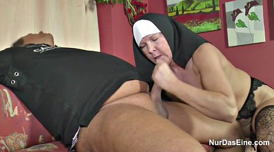 Nuns, Church