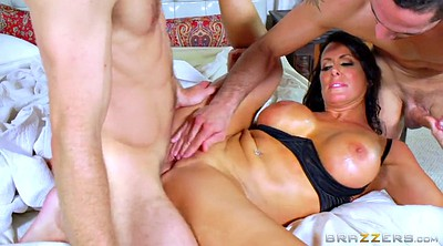 Reagan foxx, Reagan, Amateur threesome