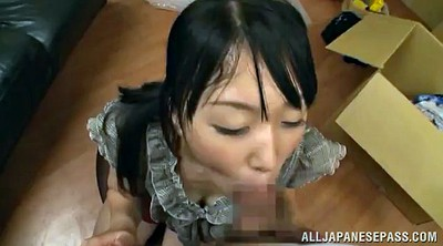In mouth, Asian blow