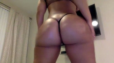 Big butt, Stephanie, Latina webcam