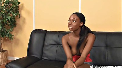 Ebony, Granny interracial, Black old
