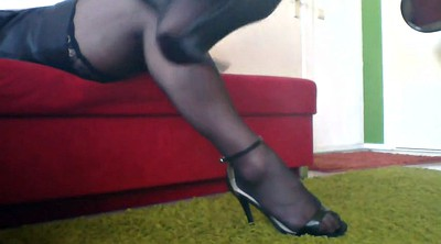 Pantyhose sex, Nylon sex, Nylon feet