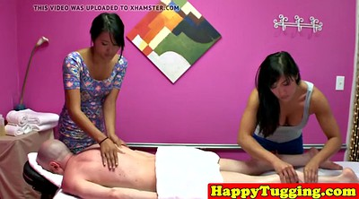 Asian massage, Tugging, Grind