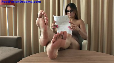Footjob, Teen feet, Teen footjob
