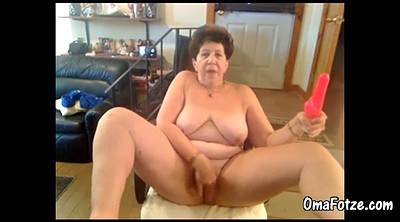 Grandma, Mature webcam, Grandmas