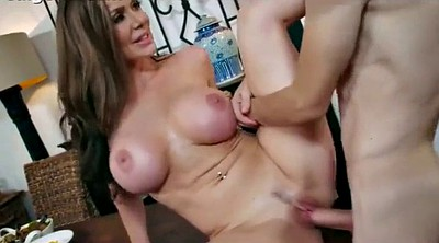 Kendra lust, Mother son