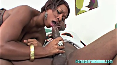 Deep throat, Black big