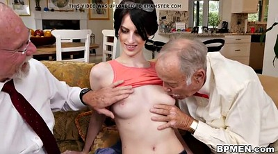 Granny anal, Gay old