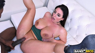 Angela white, Angela, White pussy, Spread pussy
