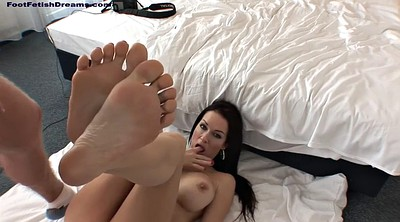 Feet, Erotic massage