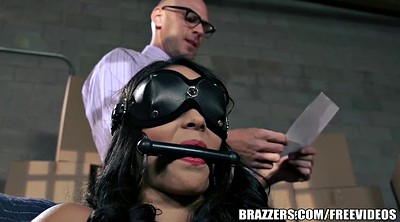 Blindfolded, Brazzers