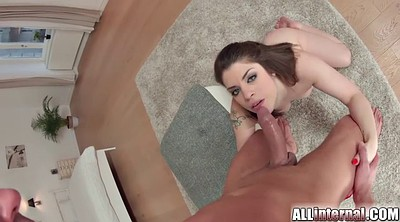 Hairy creampie, Anal creampie, Hairy anal