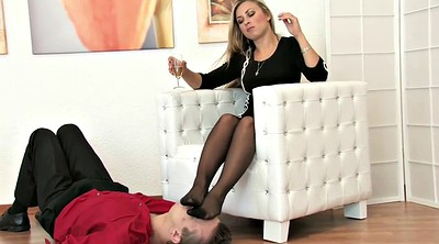 Trample, Nylon foot, Trampling