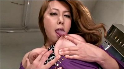 Japanese bbw, Mature asian