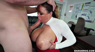 Brandi, Squeeze tits, Hooters