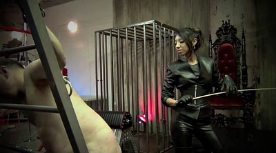 Caning, Mistress, Jennifer, Caned, Female domination