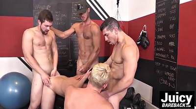 Gangbang, Muscle hunks