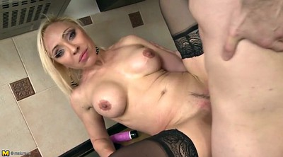 Old and young, Old mature, Old sex, Young son, Cougars, Mature son