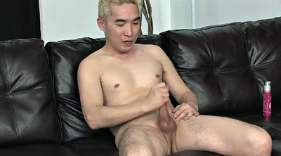 Sofa, Asian guy