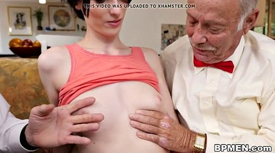 Alex, Grannies, Elderly, Old threesome, Old anal
