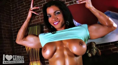Marina, Bodybuilder, Femal, Bodybuilding