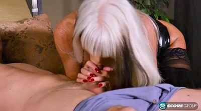 Boy, Granny boy, Granny anal, Mature boy, Fuck mother, Blond