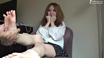 Japanese massage, Japanese feet, Asian feet