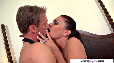 Horny, Jessica jaymes, Ryan, Jessica, Piercing clit, Horny fuck