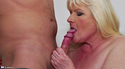 Mom, French, Busty mature, Busty mom, French mature, Mom seduce